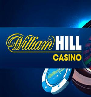 ウィリアムヒルカジノ画面