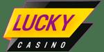 ラッキーカジノロゴ