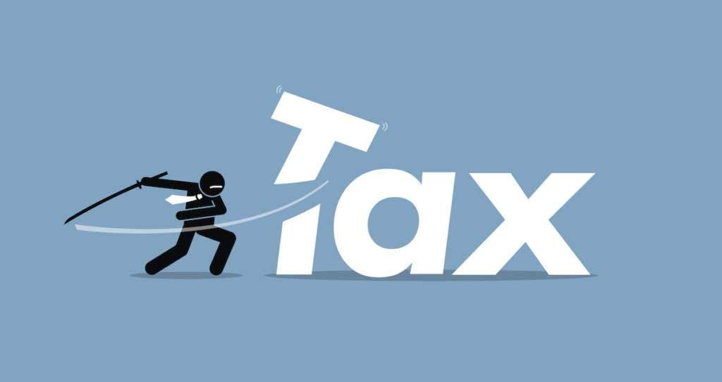オンカジの税金対策は大事!申告しないと大変なことになる?