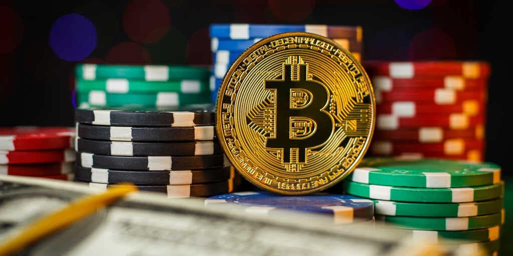 仮想通貨オンラインカジノ