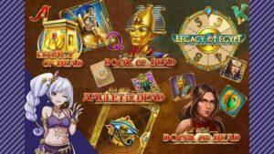 【ラッキーチカ報告】ギャンボラカジノとPlay'n'Goの一緒にエジプトの神秘を見つけましょう